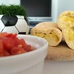 Kartoffel-Käse-Empanadas
