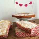 Creme fraiche-Zitronen-Kuchen