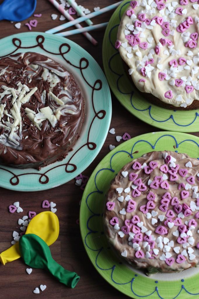schneller Schokoladen-Kuchen