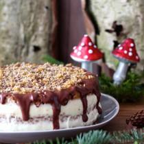 Sesam-Torte