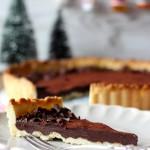 Schokoladen-Tarte