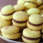 Maracuja-Macarons