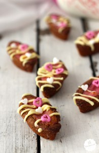Himbeer-Cheesecake- Cookies
